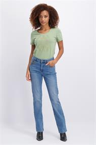 Tramontana d09-01-101 jeans staight flare