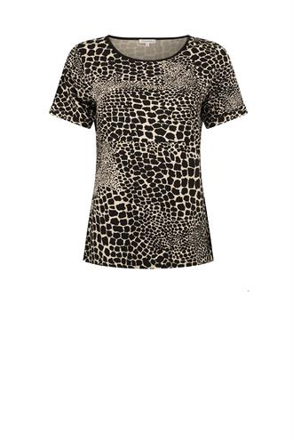 Tramontana d12-94-401 top animal print