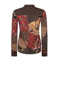 Tramontana d13-96-401 tricot blouse patch