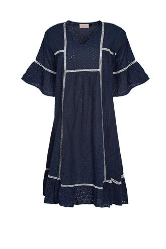 Unmade Copenhagen moanna dress borduur