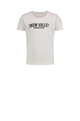 W18f376k snow valley t-shirt