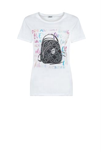 Wa0107 j5003 t-shirt liu bag