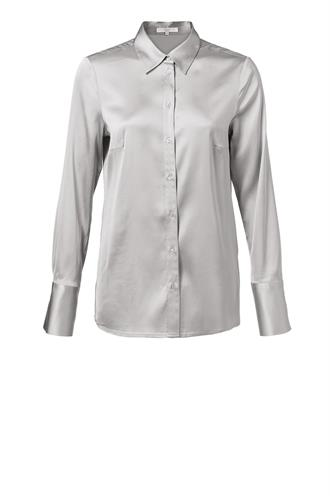 Yaya 110105-023 blouse satijn