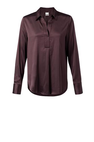 Yaya 1101199-025 blouse satijn